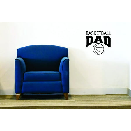 New Wall Ideas Basketball Dad Sports Father Son Daughter Boy Girl Teen 12x12 - Dad And Son Halloween Costume Ideas
