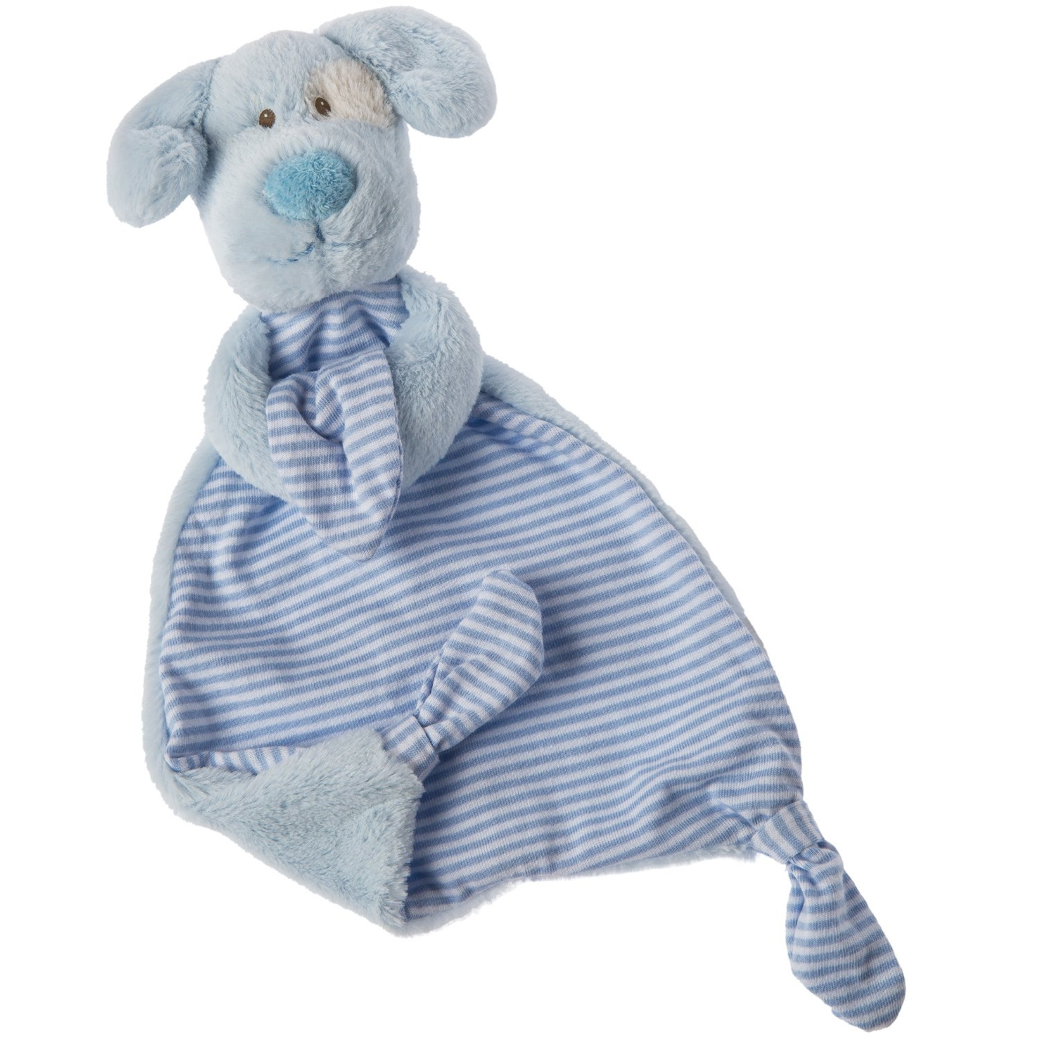 Mary Meyer Marshmallow Zoo Blue Pup Lovey Soft Toy