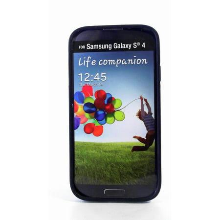 Body Glove Nova Case For Samsung Galaxy S4 Flexible Cover No Slip Hard Skin Protection Charcoal Black (Best Protection For Samsung Galaxy S4)
