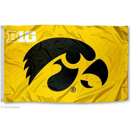 Iowa Hawkeyes Big Ten 3