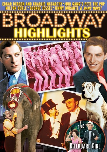 Broadway Highlights (DVD) by