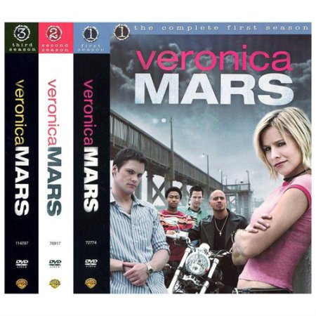 Veronica Mars: The Complete Seasons 1-3