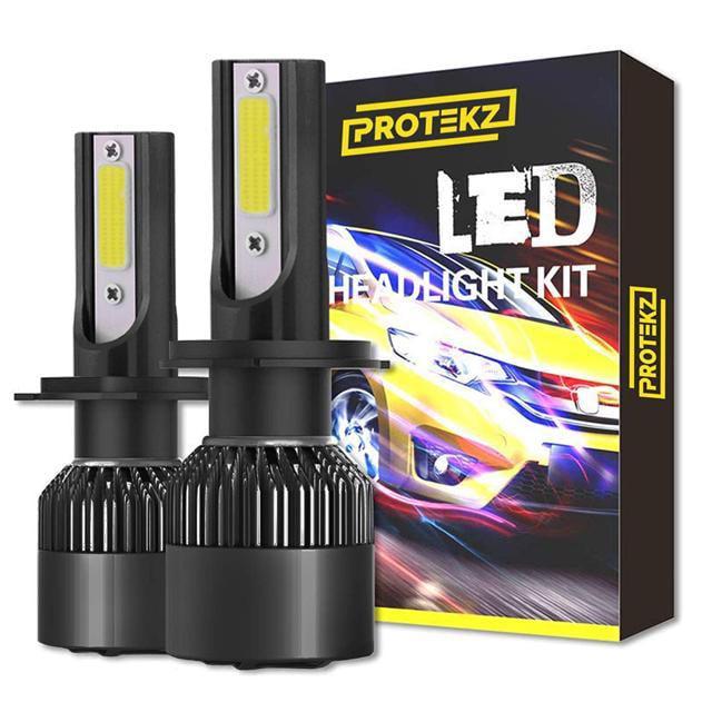 LED Headlight CREE Bulb Low Beam Kit H1 6000k White For 2005-2006 Honda CR-V