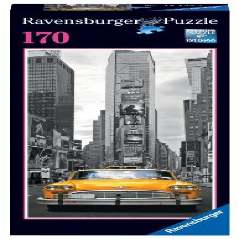 Ravensburger New York Taxi Puzzle, 170-Piece by Generic