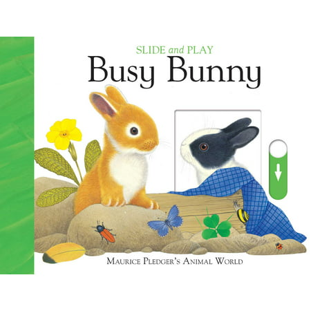 Slide and Play: Busy Bunny
