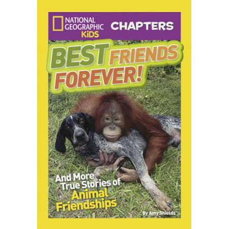Best Friends Forever (Turtleback School & Library Binding Edition) (National Geographic Kids Chapters) [Jul 09, 2013]