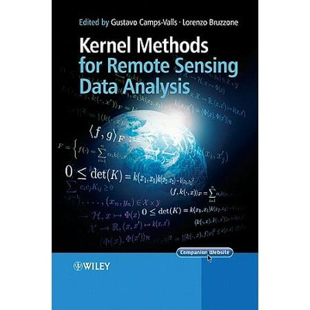 Kernel Methods for Remote Sensing Data Analysis (Remote Sensing Data And Method For Mineral Exploration)