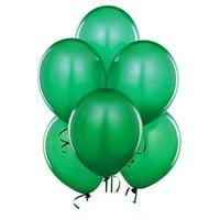 Balloons 17 Inch PARTY-TEX Premium Crystal Lemon Quartz Latex Pkg/100