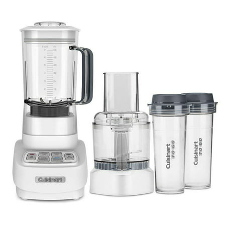 Cuisinart Velocity Ultra Trio 1 HP Blender & Food Processor with Travel