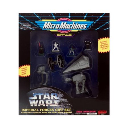 Micro Machines Star Wars Imperial Forces Gift (Imperial Forces Gift)