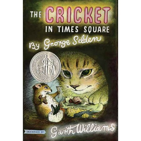 The Cricket in Times Square (Paperback) (Best Hotels In Times Square For Families)