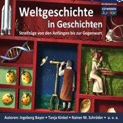 Weltgeschichte in Geschichten - Audiobook