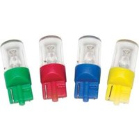 AUTO METER 3286 LED REPLACEMENT BULB KIT BLUE