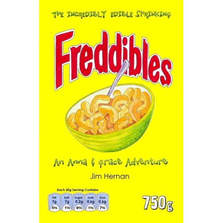 The Incredibly Edible Shrinking Freddibles - eBook