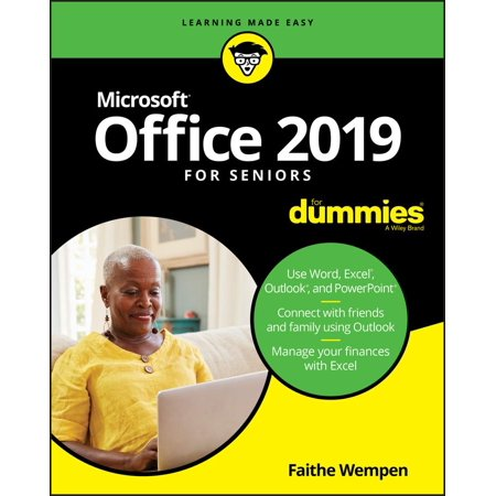 Office 2019 for Seniors for Dummies (Best 2019 Drivers For Seniors)