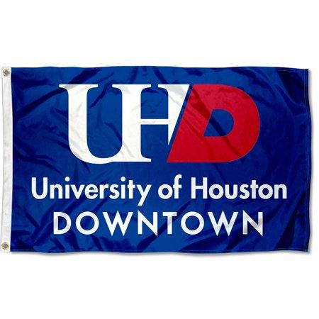 University Of Houston Downtown Gators Wordmark Flag Walmartcom