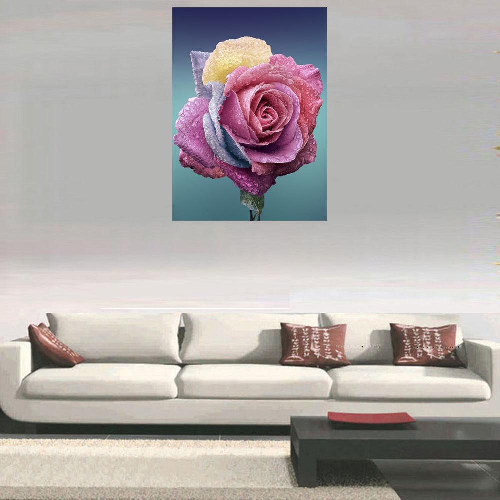 iLH Mallroom 5D DIY Diamond Painting Embroidery Full Square Diamond Home Decor Gift