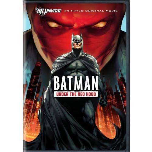 BATMAN-UNDER THE RED HOOD (DVD/ECO)