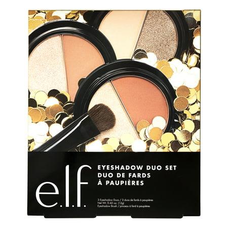 e.l.f. Cosmetics Eyeshadow Duo Value