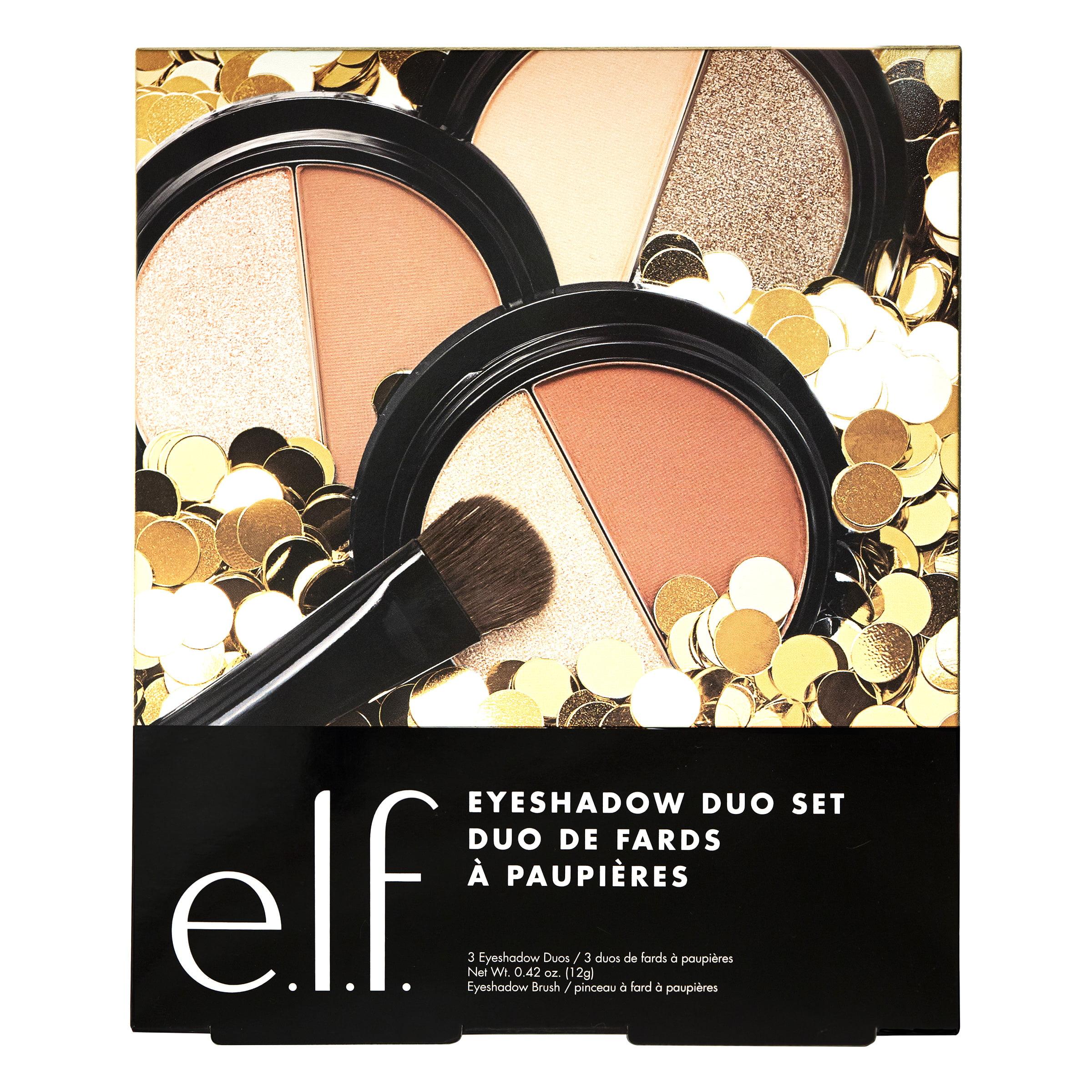 e.l.f. Cosmetics Holiday Eyeshadow Duo Gift Set