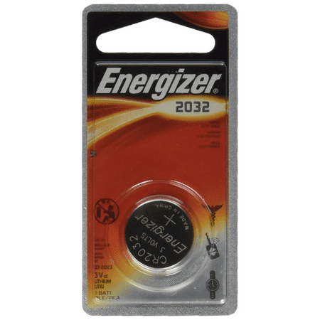 Energizer CR2032 Battery Lithium 2032 Button Cell 3V Coin - Cr2032 Batteries Bulk