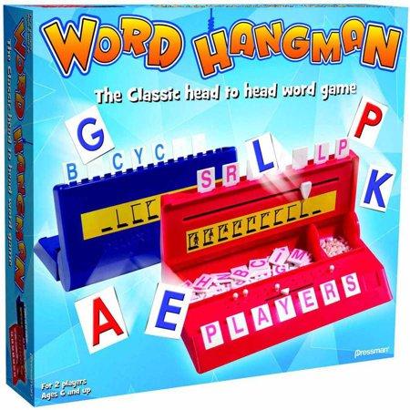 Pressman Word Hangman Game