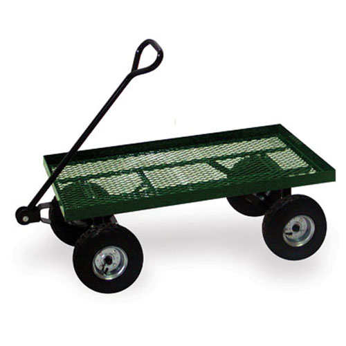 Sportsman Series HDTFLATB 36 by 18 Inch Flatbed Cart