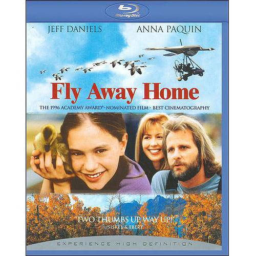 Fly Away Home (Blu-ray) (Widescreen)