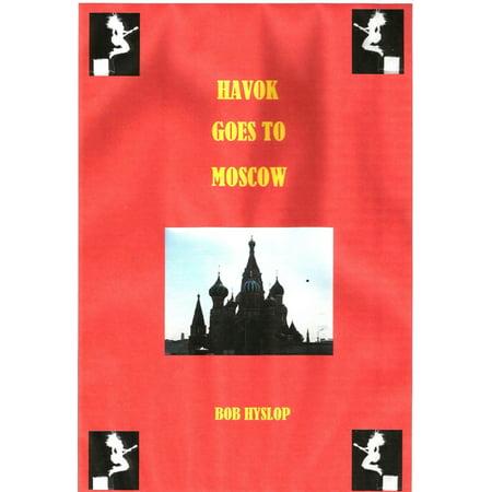Havok Goes To Moscow - eBook](Davey Havok Halloween)