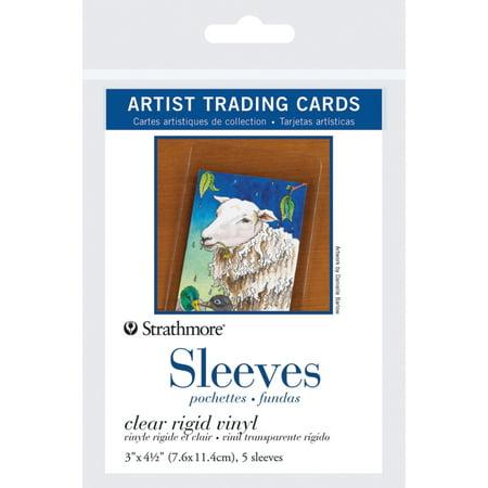 Strathmore Artist Trading Card Sleeves