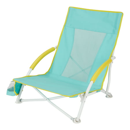 Mainstays Portable Outdoor Folding Beach and Event Chair