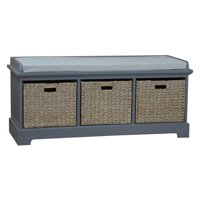 Gallerie Decor Newport Storage Bench