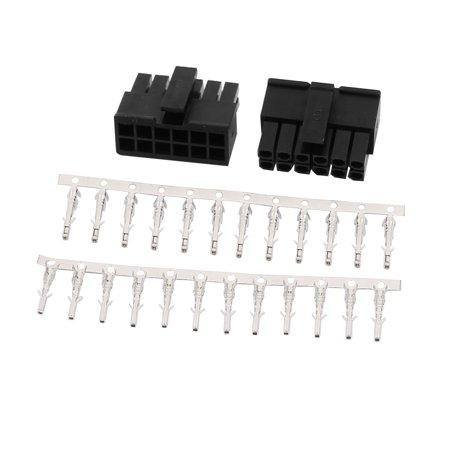 20 Ensembles 3.0mm 12 Broches male Plastique SM JST connecteur sertir logement - image 1 de 2