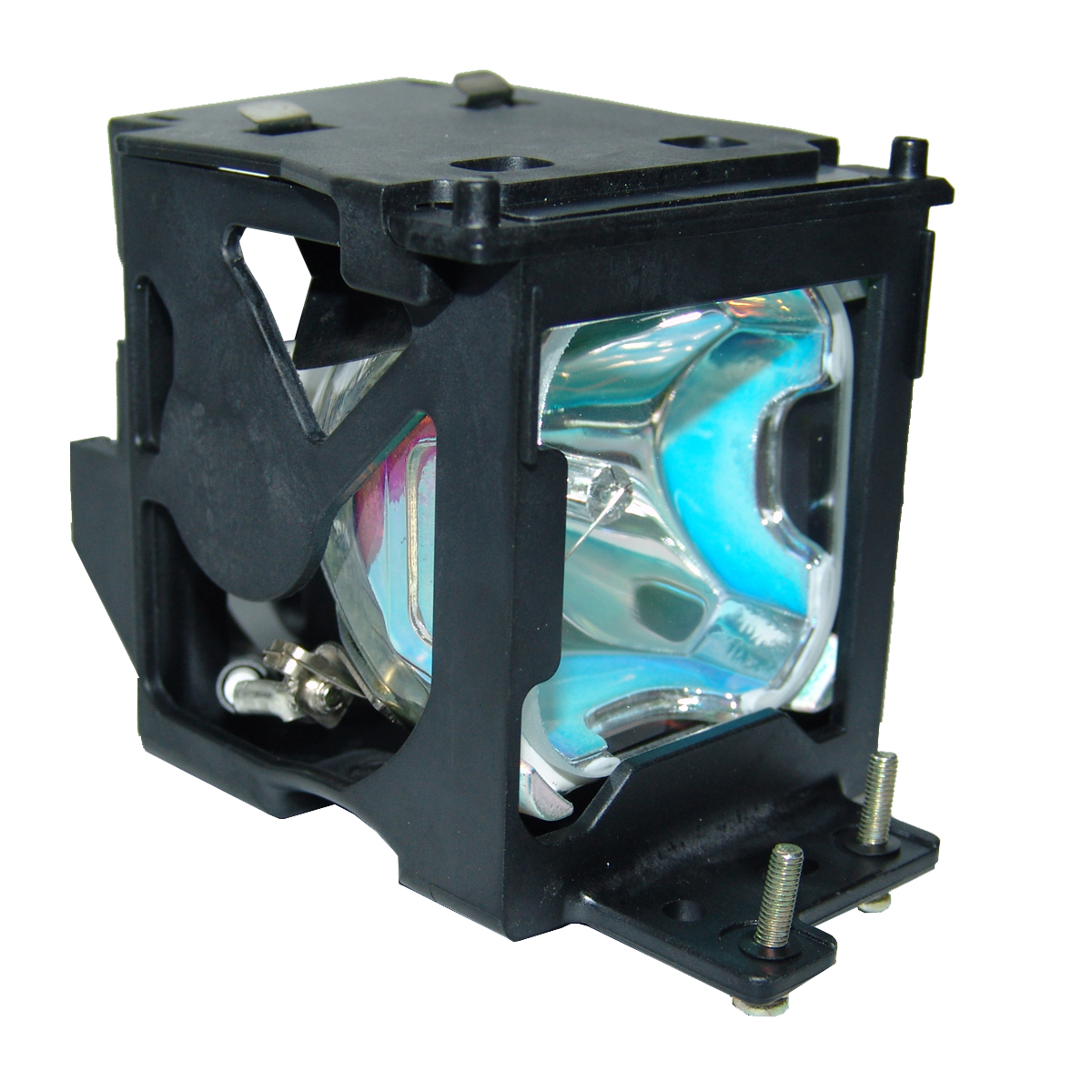 Lutema Economy Bulb for Panasonic PT-L500U Projector (Lamp with Housing) - image 4 of 5