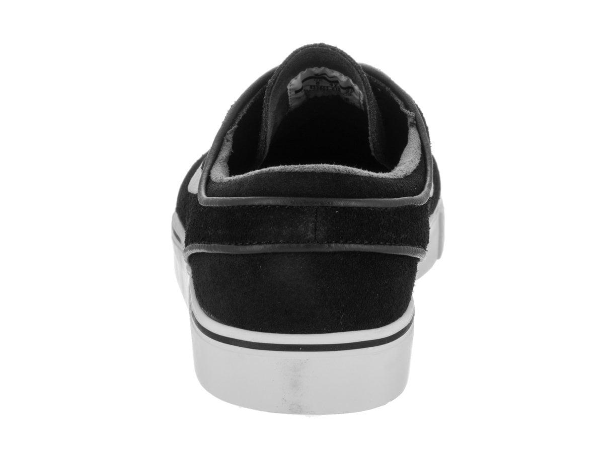 Nike SB Zoom Stefan Janoski OG (Black/White-Gum Light Brown) Men's Skate Shoes-9