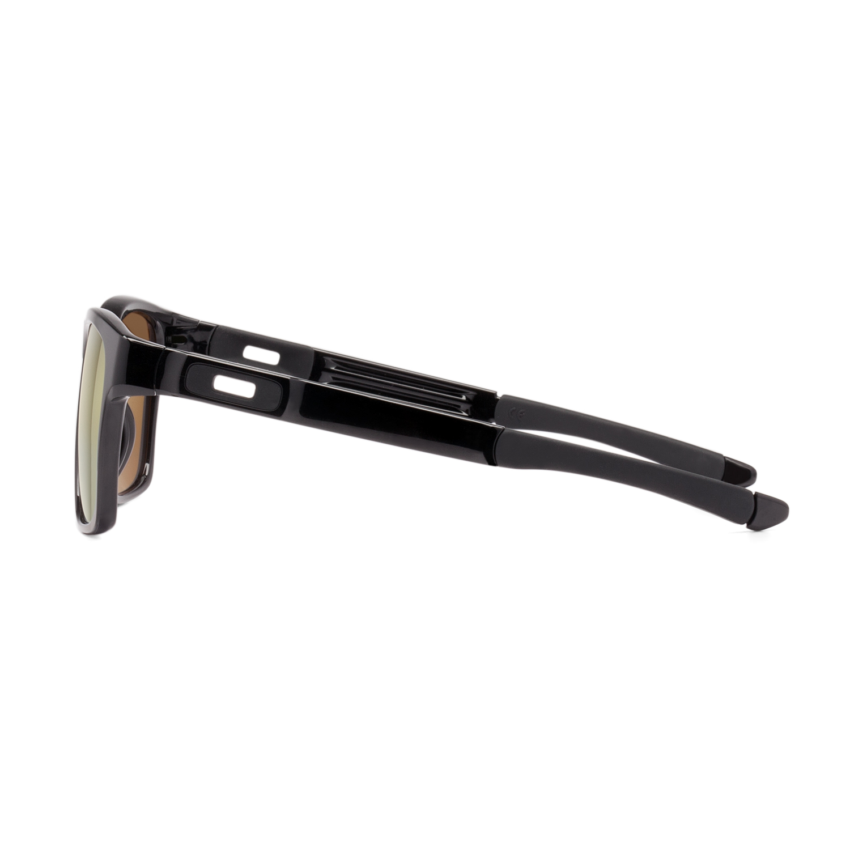 Oakley Catalyst Sunglasses Polished Black 24k Iridium One Size - Walmart.com f57ba1b46c