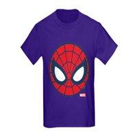 CafePress - Spider Man Icon Kids Dark T Shirt - Kids Dark T-Shirt