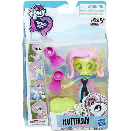 My Little Pony Beach Collection Fluttershy Doll