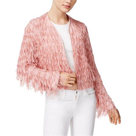 - Mare Mare Womens Brizo Fringe Jacket