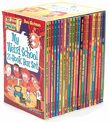 My Weird School 21-Book Boxed Set