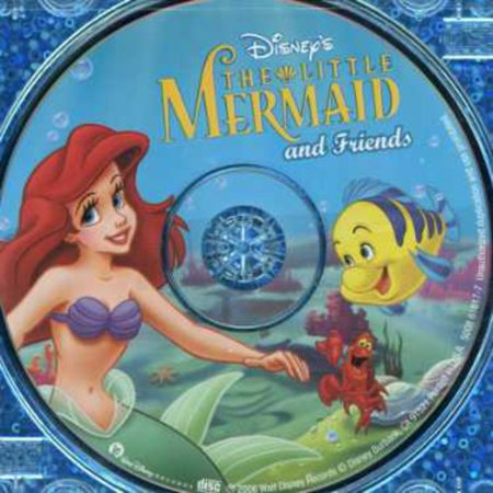 Disney - Little Mermaids & Friends [CD] ()