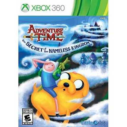 Refurbished Adventure Time: The Secret of the Nameless Kingdom - Xbox 360