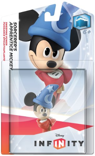 Disney Infinity Figure Sorcerer's Apprentice Mickey by Disney