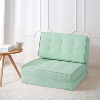 Your Zone Canvas Flip Chair, Available in Multiple Colors