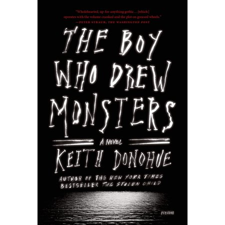 The Boy Who Drew Monsters : A Novel ()