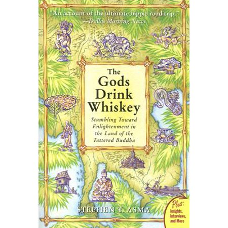 The Gods Drink Whiskey (Paperback)