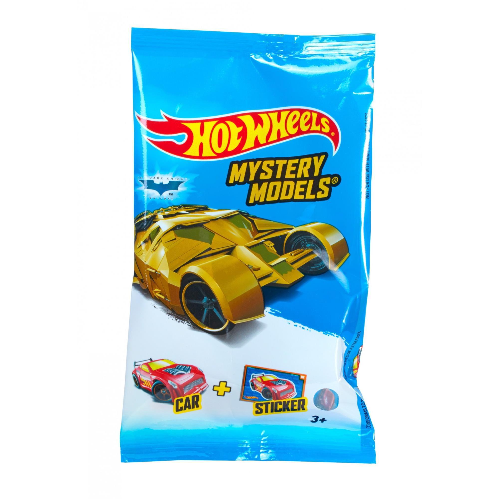 Hot Wheels Mystery Models Die-cast Vehicle (Styles May Vary)