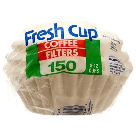 New 337376  Fresh Cup Coffee Filter 150 Ct (36-Pack) Foil & Wrap Cheap Wholesale Discount Bulk Kitchenware Foil & Wrap Bud