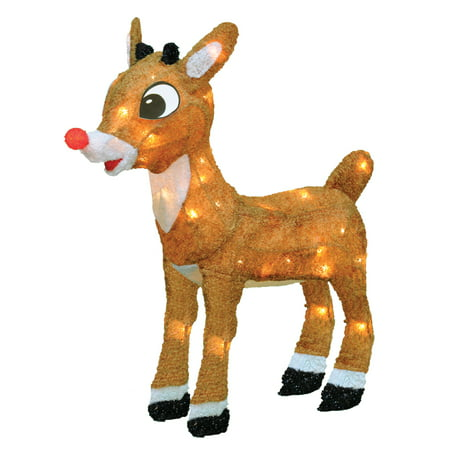 Lighted Reindeer - Rudolph the Red Nosed Reindeer Christmas 18