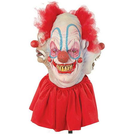 Clowning Around Adult Halloween Mask - It Clown Halloween Mask